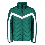 Bogner Savo D Mens Ski Jacket in Green