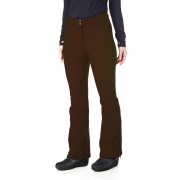 M Miller Alpen Womens Ski Pant in Brown