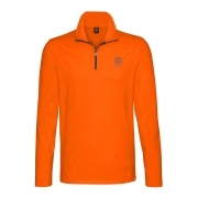 Bogner Berto Mens First Layer Top in Orange