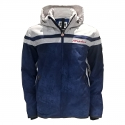 Hell Is For Heroes Adiboni Mens Ski Jacket in Blue