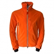 Bogner Len Mens Ski Jacket in Orange