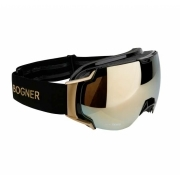 Bogner Snow Goggles Just B Gold in Black