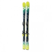 Fischer Progressor F17 With RS 10 Powerrail Ski