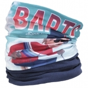 Barts Multicol Polar Print Retro Ski in Blue
