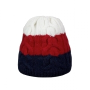 Steffner Tre Womens Ski Hat In Red