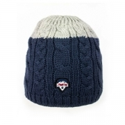Steffner Cup Mens Ski Hat In Petrol Blue