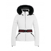 Goldbergh Hida Womens Ski Jacket in White