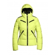 Goldbergh Alicia Womens Ski Jacket in Soft Neon Yellow