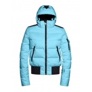 Goldbergh Kohana Womens Ski Jacket in Ice Blue