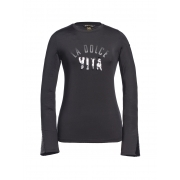Goldbergh Vita Womens T-Shirt in Black