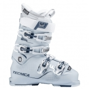 Tecnica Mach1 105 W LV Womens Ski Boot in Ice Blue