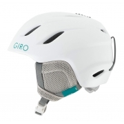 Giro Nine Jr MIPS Kids Ski Helmet in Matte White