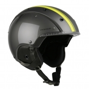 Indigo Core Ski Helmet in Titan Yellow