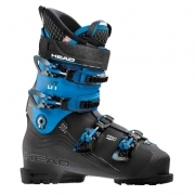 Head Nexo LYT 100 Mens Ski Boot in Black and Blue
