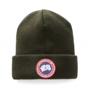 Canada Goose Arctic Disc Toque in Military Green