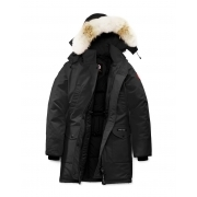 Canada Goose Trillium Womens Parka in Black