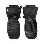 Canada Goose Women Arctic Down Mitts in Black