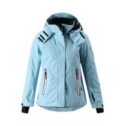 Reima Frost Girls Jacket in Turquoise