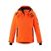 Reima Wheeler Boys Jacket in Orange