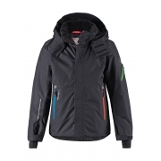 Reima Wheeler Boys Jacket in Black