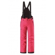 Reima Terrie Kids Pant In Strawberry Red