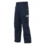 Picture August Boys Ski Pant in Dark Blue
