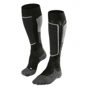 Falke SK2 Mens Ski Sock in Black