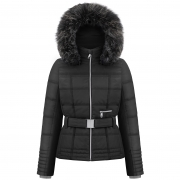 Poivre Blanc Amy Womens Ski Jacket in Black