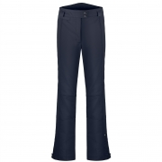 Poivre Blanc Stretch Fitted Ski Pants in Gothic Blue