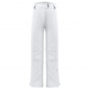 Poivre Blanc Girls Stretch Ski Pants in White