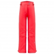 Poivre Blanc Girls Stretch Ski Pants in Scarlet Red