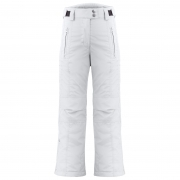 Poivre Blanc Girls Ski Pants in White