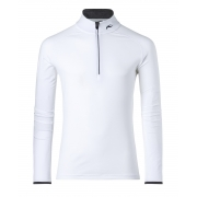 Kjus Feel 1/2 Mens Baselayer in White