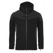 Kjus Formula S.E. Mens Ski Jacket in Black