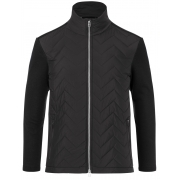 Kjus Linard Mens Midlayer in Black