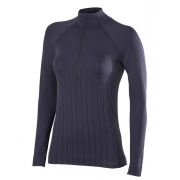 Falke Act 2 Womens Midlayer Top in Dark Night