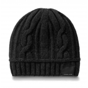 Canada Goose Cable Toque Womens Hat in Black