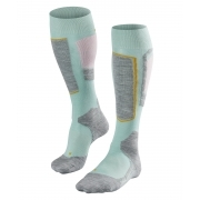 Falke SK4 Womens Ski Socks In Austerity