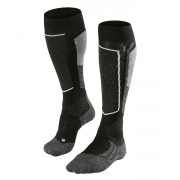 Falke SK2 Mens Ski Socks in Black Mix