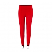 Bogner Elaine Womens Ski Pant in Red