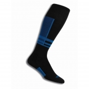 Thorlos S1TOU Ultra Thin Ski Sock In Laser Blue