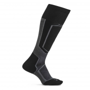 Thorlos XSKI Extreme Ski Sock In Steele Raven