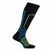 Thorlos XSKI Extreme Ski Sock In Charged Raven