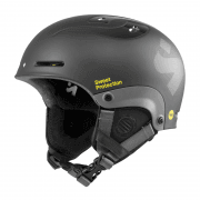 Sweet Blaster II MIPS JR Helmet in Dirt Black