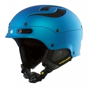 Sweet Trooper MIPS Ski Helmet In Matte Bird Blue Metallic