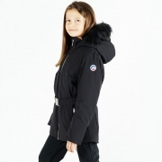 Fusalp Najy Girls Ski Jacket in Black