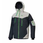 Picture Duncan Mens Ski Jacket in Black