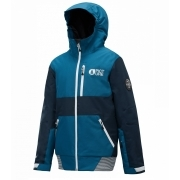 Picture Slope Boys Ski Jacket in Dark Blue