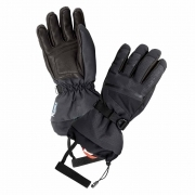 Bogner Ellis Mens Ski Glove in Black