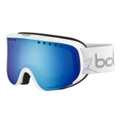 Bolle Scarlett Womens Goggle in Shiny White Edelweis with Phantom Lens